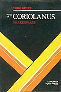 York Notes : Coriolanus