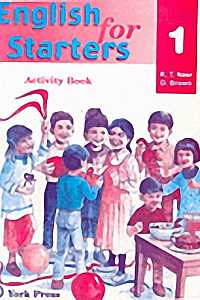 English for Starters : Activity Book 1